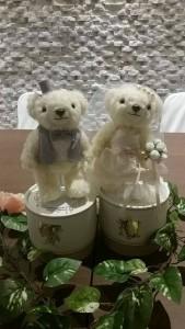 ジューンブライド 姉の結婚式