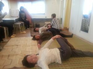 リンパ体操教室と活性リンパセルフケア1dayセミナーのちがいって?