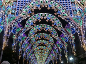 神戸ルミナリエの開催期間は・・・♪