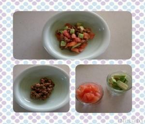 納豆+トマトでアンチエイジング!