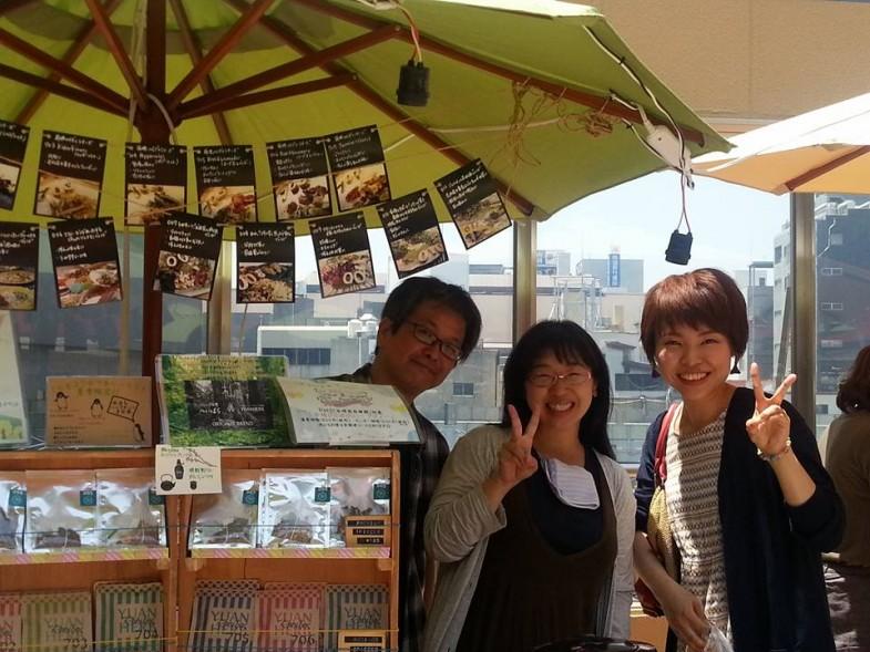 芦原橋アップマーケット@なんばパークスに行ってきました!