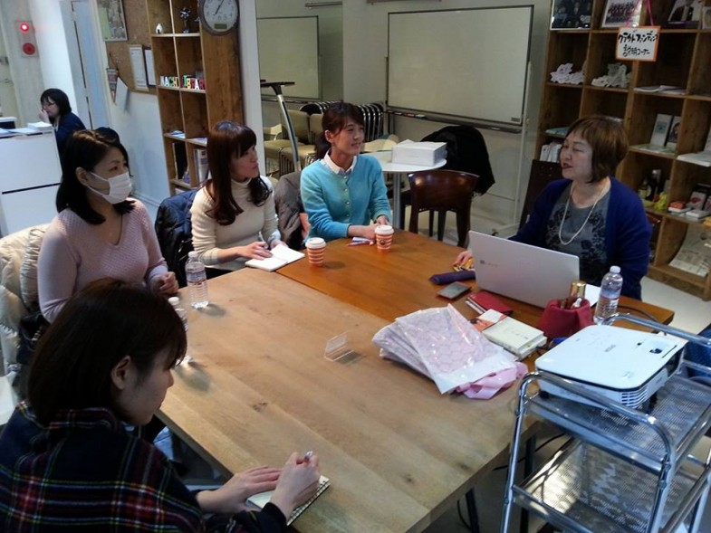 毎日を楽しく過ごすヒント♫朋秋先生の座談会