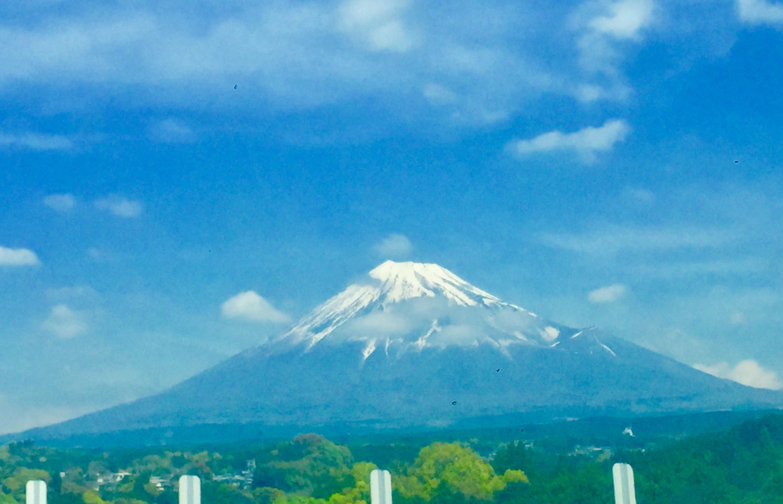 静岡から大阪までドライブ